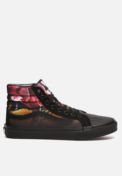 77f15afa69b7bc SK8-Hi Slim - Ombre Floral Vans Sneakers