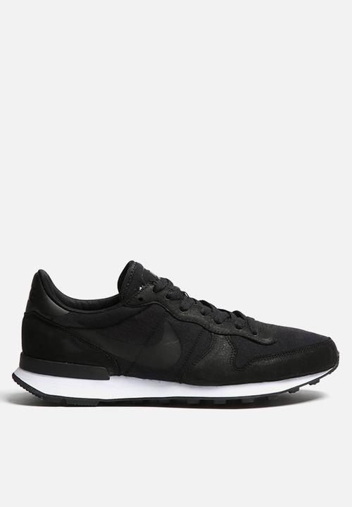 timeless design e4451 a8bef Internationalist Fleece - 749655-001 - Black Nike Sneakers ...
