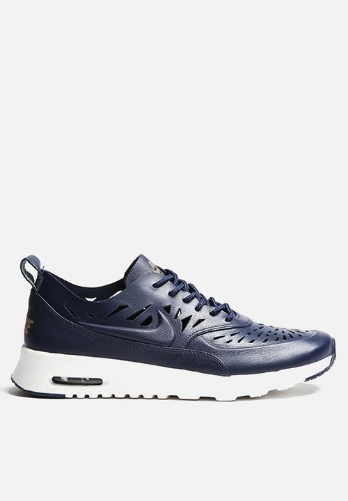 87b97987ef Air Max Thea Joli - 725118-400 - Midnight Navy Nike Sneakers ...
