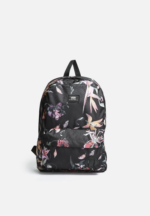 c996019dc74 Old School Backpack- Death Bloom Vans Bags & Wallets | Superbalist.com