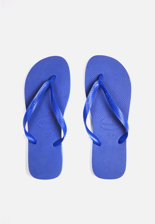 f334ae97a46b5b Top - marine blue Havaianas Sandals   Flip Flops