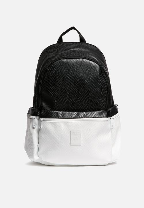2c59f69989fe Backpack Snake- Black and White adidas Originals Bags   Wallets ...