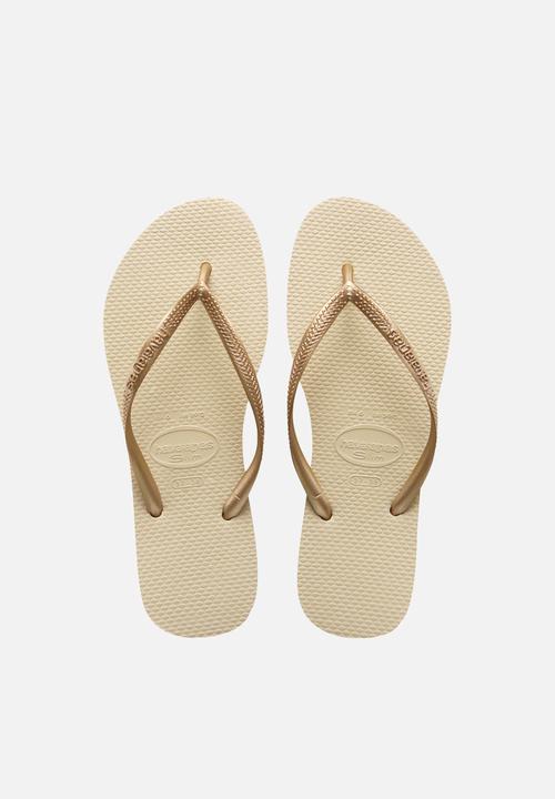 Slim - sand grey Havaianas Sandals