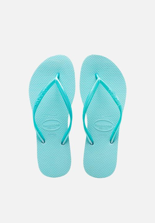54984fad074f1 Slim - ice blue Havaianas Sandals   Flip Flops