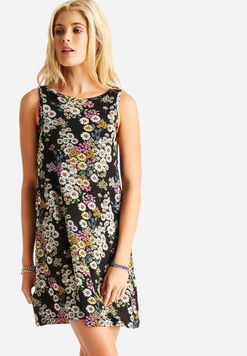9cf9003737d0b Poppy Paradise Jersey Swing Dress MINKPINK Casual