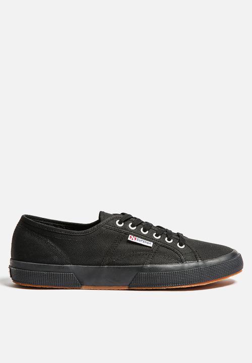 2750 Cotu Classic - Black/Gum SUPERGA