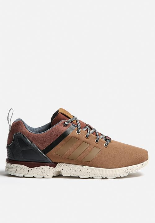 dce591a362266 ZX Flux Split - AF6405 - Timber adidas Originals Sneakers ...