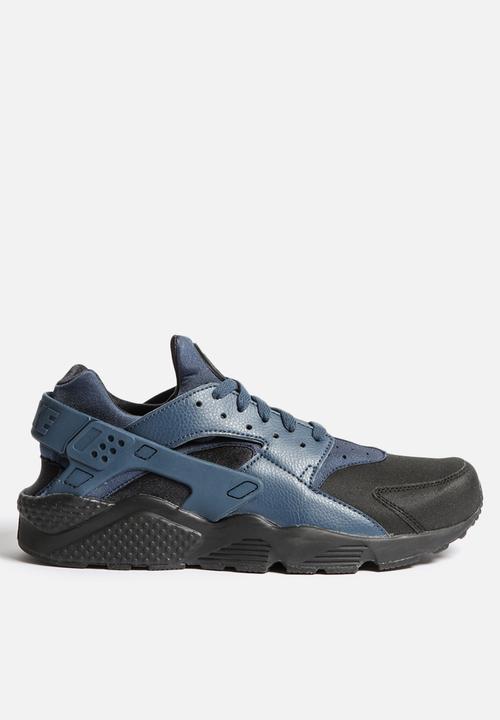 Prm Squadron 704830 Run Nike 004 Huarache Blue Black Air qEanZZ
