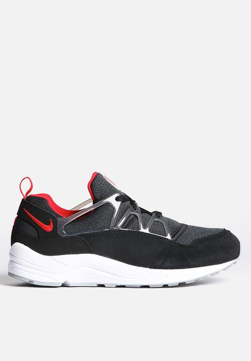 cdedfeac427d Air Huarache Light - 306127-006 - Black   University Red   Wolf Grey ...
