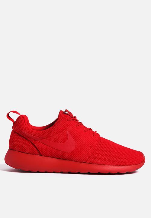 9c0d4c329124 Roshe One - 511881-666 - Varsity Red Nike Sneakers