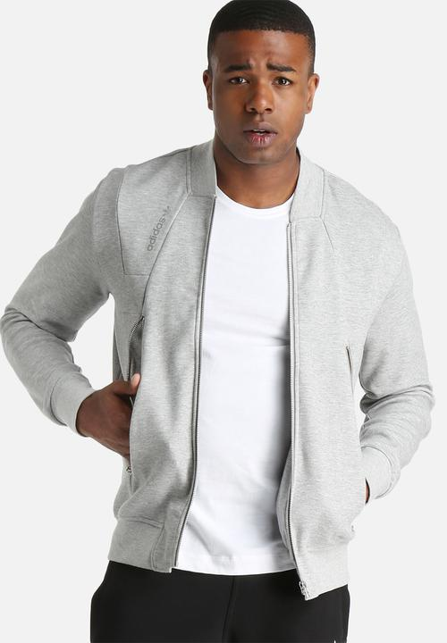 c944ae57baf7 Modern TT - Grey adidas Originals Hoodies