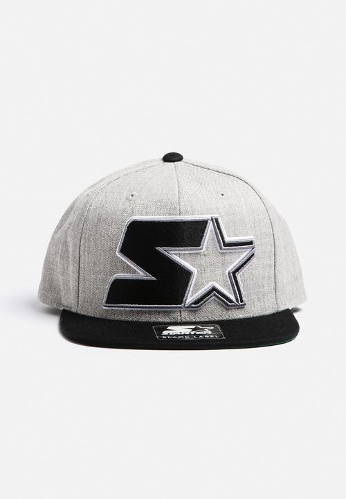 b3fa6285 Core Star CAP - Black / Grey/White Starter Headwear | Superbalist.com