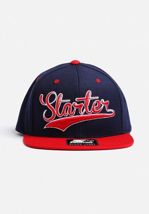 f6817884 Baseball CAP - Navy/ Red/White Starter Headwear | Superbalist.com