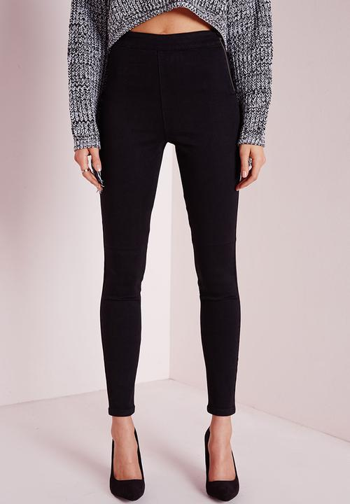 variety design search for latest the sale of shoes Lawless High Waisted Side Zip Jeggings