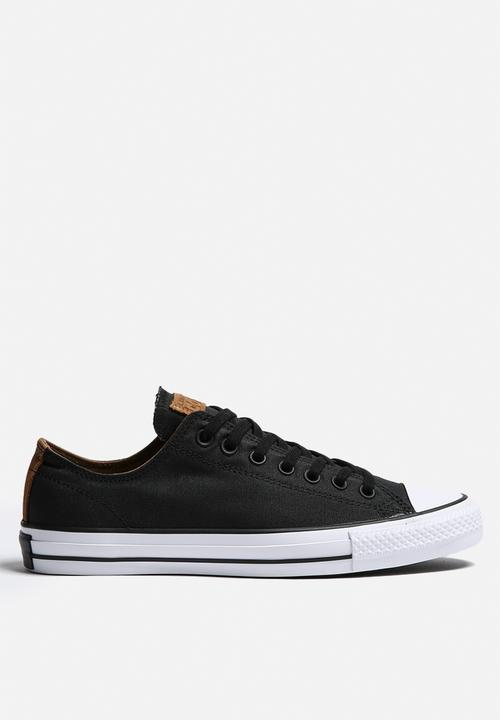 f4f32ebb0c1daa Chuck Taylor All Star Pro ox - Black Converse Sneakers