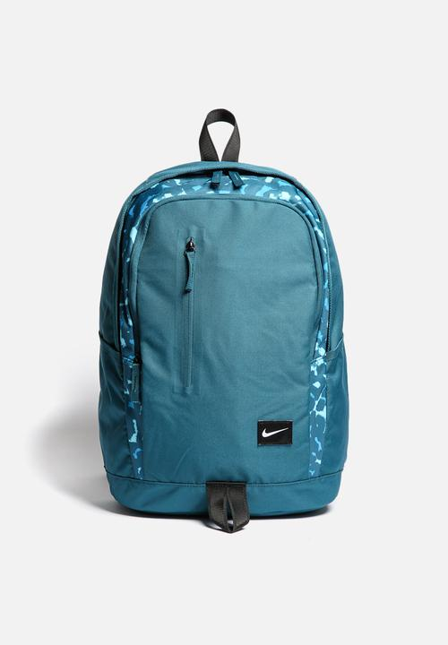 All Access Backpack - Teal Nike Bags   Wallets
