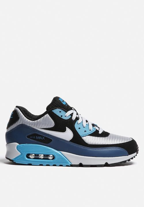 d48496fe67 Nike Air Max 90 ESS - 537384-414 - Squadron Blue / Wolf Grey / Black ...
