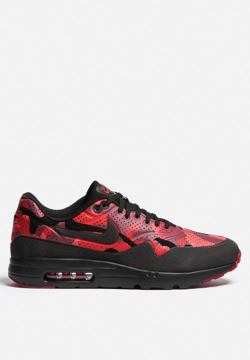 nike air max ultra moire dames rood