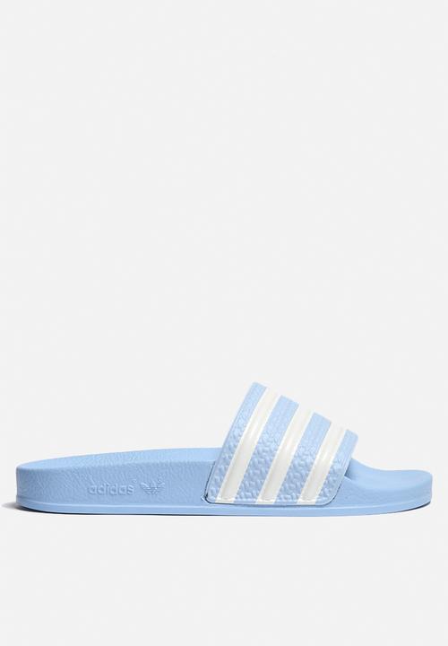 Flip Adilette Adidas Flops 675261 Periwinkle Originals amp; Sandals wF0dYFWnxS