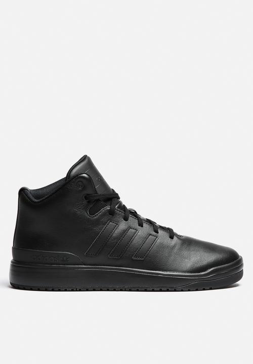 Veritas - S75636 - Core Black Leather adidas Originals Sneakers |  Superbalist.com