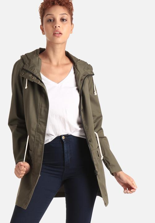 Nomi L S Jacket Plantation Noisy May Jackets Superbalist Com