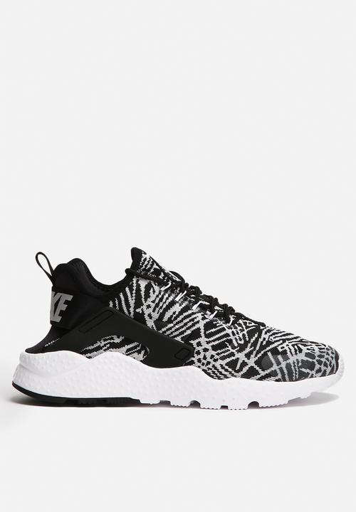 d9a25c31ba Nike Air Huarache Run Ultra JCRD - 818061-001 - Black / White Nike ...