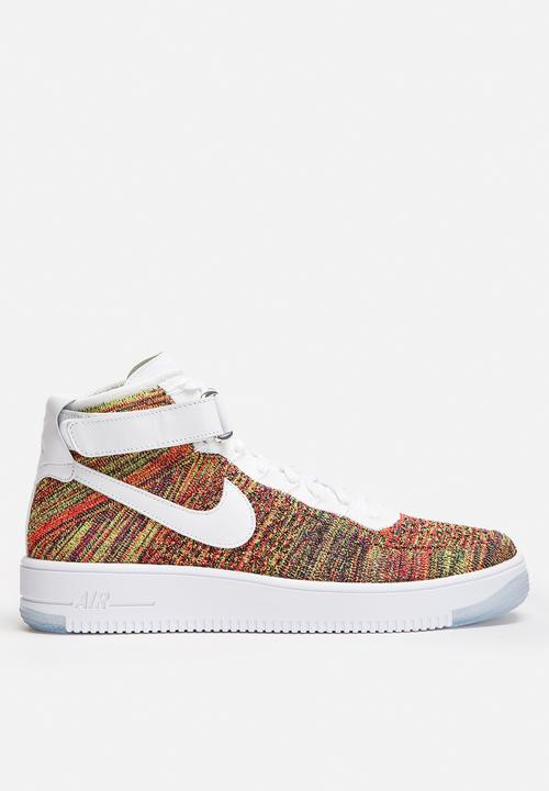 2eb90128d50ac Nike Air Force 1 Ultra Flyknit - 817420-700 - Volt   Wht   Brght ...