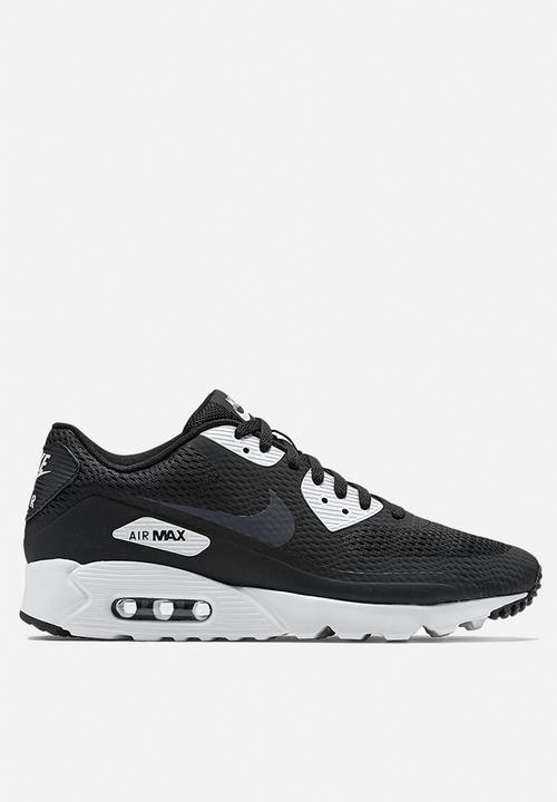 d70bf87b3e Nike Air Max 90 Ultra ESS - 819474-001 - Black / Anthracite / White ...