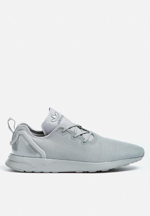 03cb9b761be72a ZX Flux ADV Asym - S79052 - Grey   Ftwr White adidas Originals ...