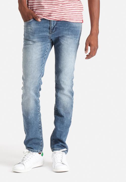 new style 76444 47163 Mario Slim Denims