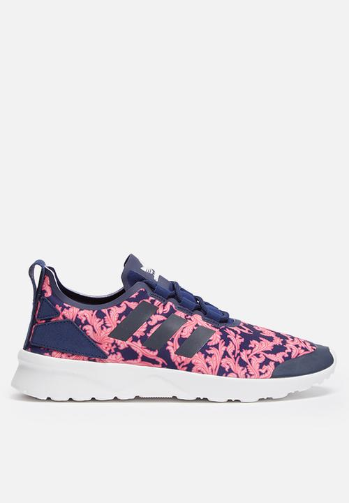 ff9451442ed3c ZX Flux Verve - AQ3500 - Dark Blue   Ink   Pink adidas Originals ...