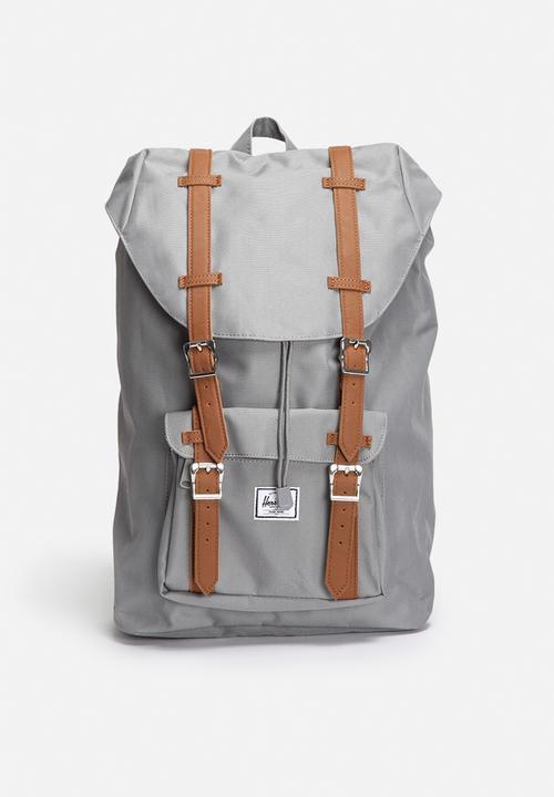 bca6e2d409c1 Little America - Light Grey Herschel Supply Co. Bags   Wallets ...