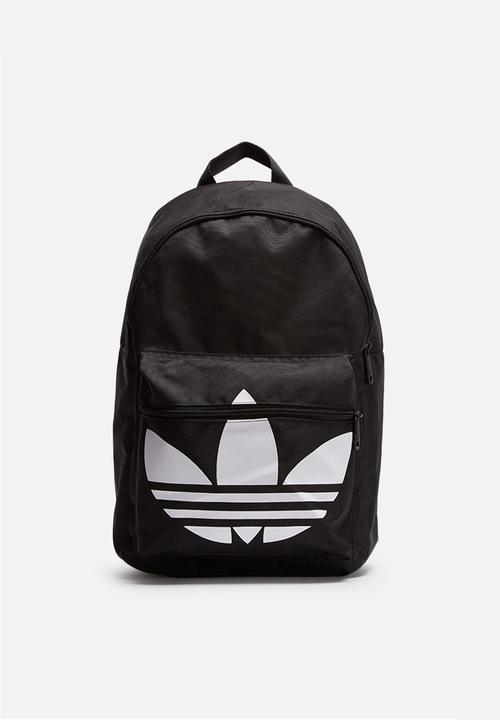 e307ecd25 Classic Trefoil Backpack - Black adidas Originals Bags & Wallets ...