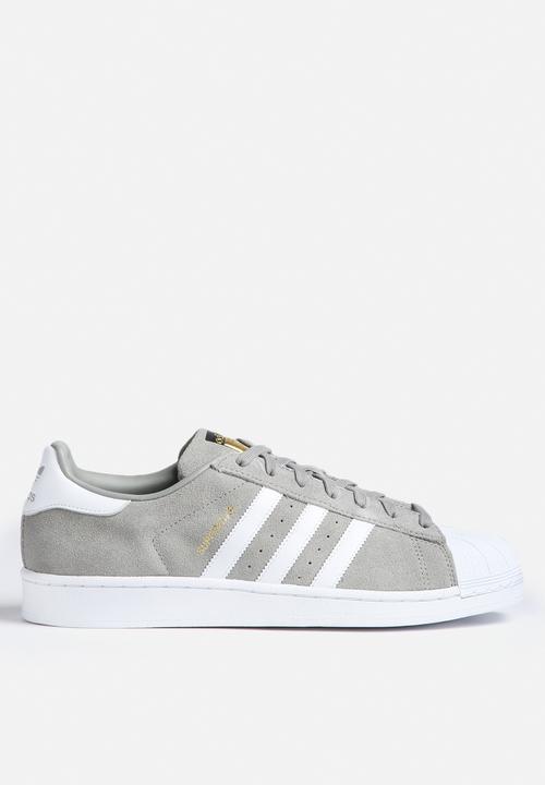 Superstar Suede - S75141 - Solid Grey / Ftwr