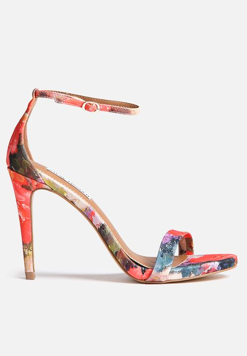 3ade57caeed STECY - FLORAL Steve Madden Heels