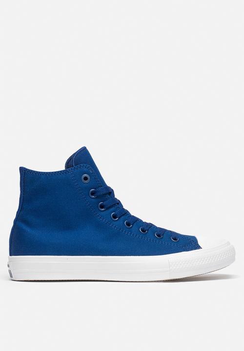 722a8b432aab Converse CTAS II Hi - 150146C - Sodalite Blue   White Converse ...