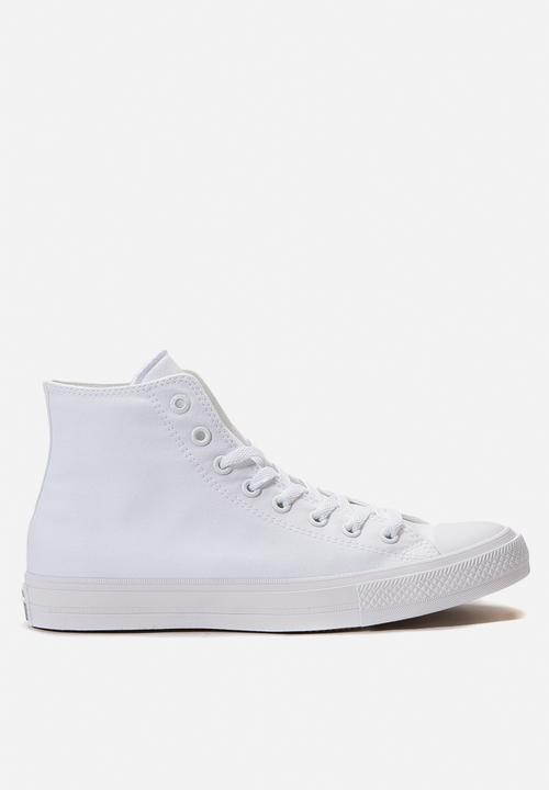 7db491aa2c8 Converse CTAS II Hi - 150148C - Optic White Converse Sneakers ...