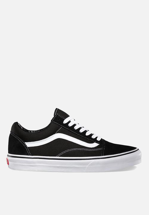 4264401671 Vans Old Skool - Black   White Vans Sneakers