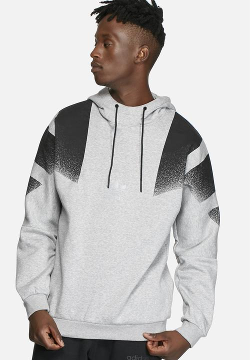 77bf3f57e011c Training Hoodie - Grey adidas Originals Hoodies, Sweats & Jackets ...