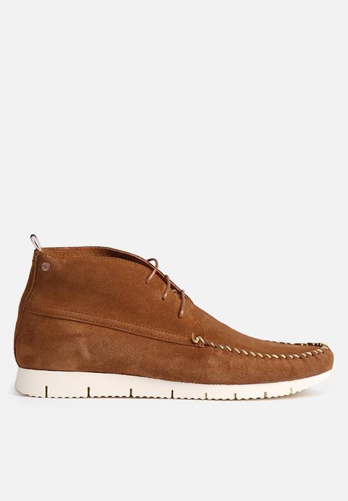 e021841235b5b1 JJMOC SUEDE SNEAKER BOOT COGNAC Jack   Jones Boots