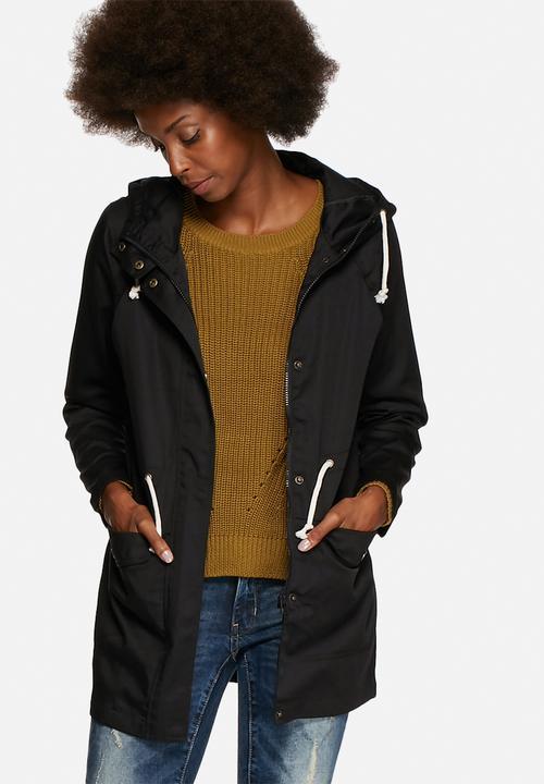 Nomi L S Jacket Black Noisy May Jackets Superbalist Com