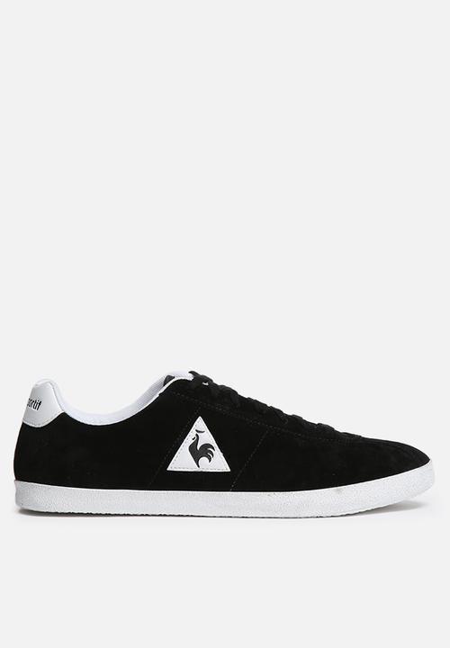 ab85d375dc3d Foot Origin Suede - Black Le Coq Sportif Sneakers
