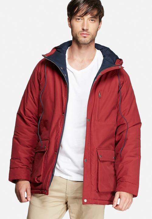 b44dcaa4d269 Yosemity Jacket - Syrah Selected Homme Jackets