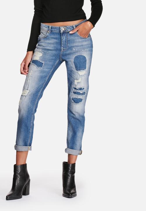 Trennschuhe große Auswahl an Farben zuverlässige Qualität Gemma Boyfriend Jeans