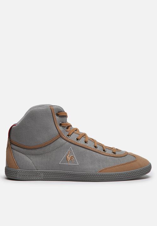 6eeecdceceaf Provencale III Mid CVS - Titanium Le Coq Sportif Sneakers ...