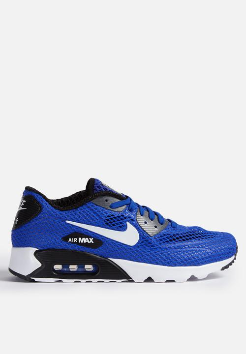 32ab1646fe2 Nike Air max 90 Ultra BR Plus - 810170-401 - Racer Blue   White Nike ...