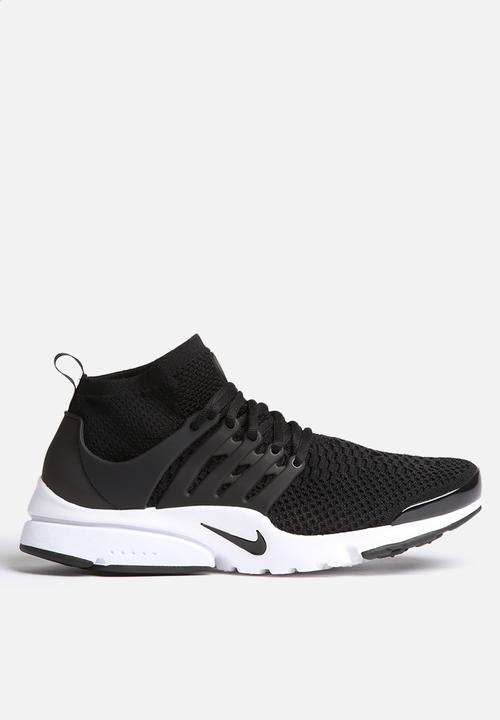 4951898995603 Nike Air Presto Flyknit Ultra - 835570-001 - Black   White Nike ...