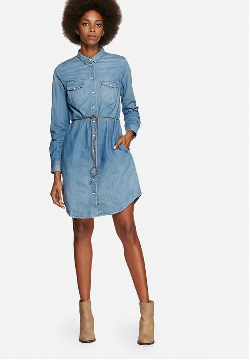 d583dd899dc Iconic Western Dress - ritter vintage Levi s® Casual