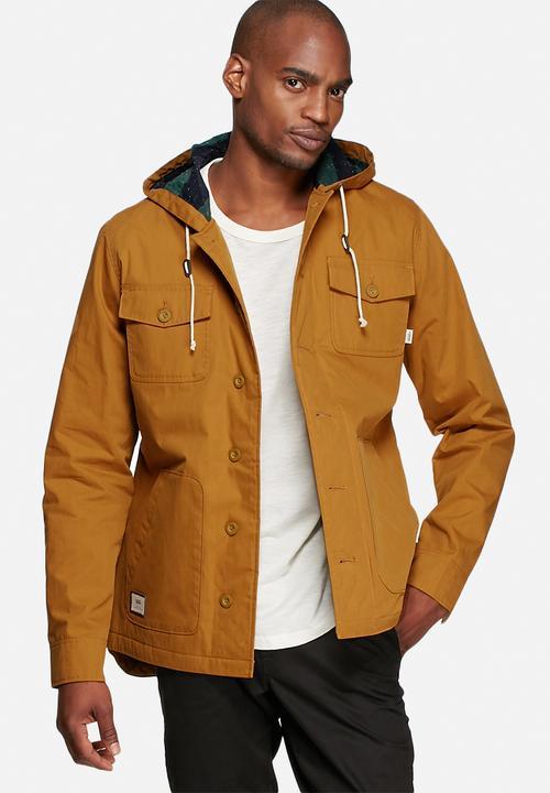 fb3cd19bd7 Lismore deluxe - golden brown1 Vans Jackets