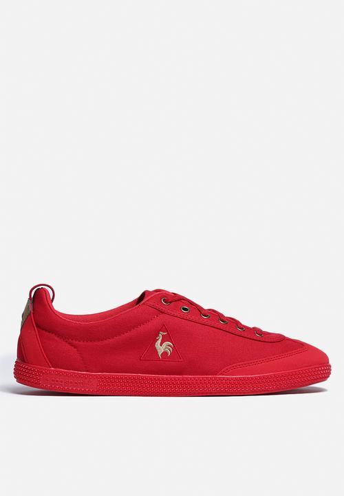 0532a09a37e3 Provencale II Low CVS - Red Le Coq Sportif Sneakers